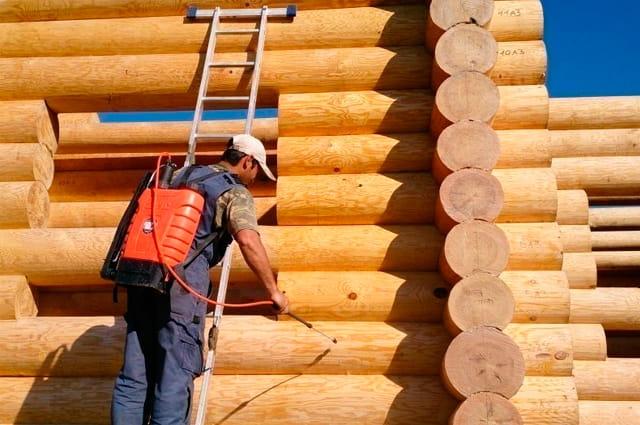 пропитка для дерева для наружных работ