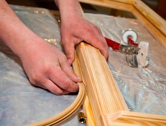 зачем нужен уплотнитель для деревянных окон